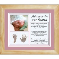 Baby Loss Inkless Wipe Prints Keepsake Service