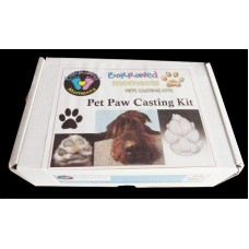Pet Paw 3D Casting Kit