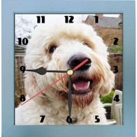 Pet Personalised Photo Clock