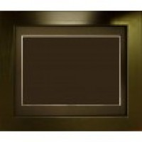 Black Medium Box Frame – Display Frame only Single Mount