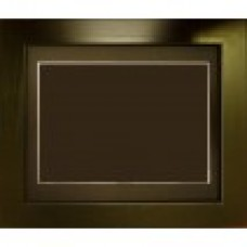 Black Medium Box Frame – Display Frame only Single Mount