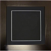10x10 Deep Box Frame Black Single Space - Frame only
