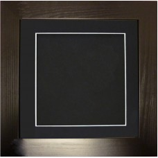 10x10 Deep Box Frame Black Single Space - Frame only