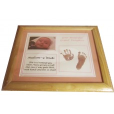Large Inkless Wipe & Photo Keepsake Service