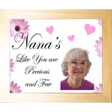 Personalised Photo Frame Nana's Like You