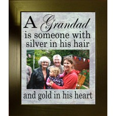 Personalised Photo Keepsake A Granddad