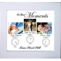 In These Moments - Personalised Framed Print