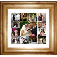 A Luxury Wedding Photos Keepsake Creation