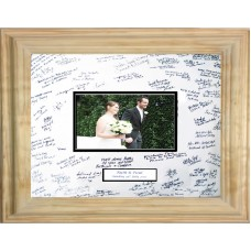 Wedding Signature Frame