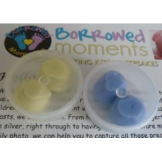 Fingerprint Putty for Fine Silver Jewellery items