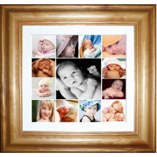 Baby Photos Luxury Keepsake Creation